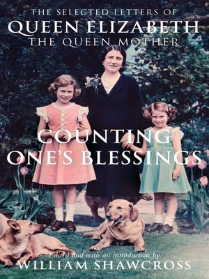 cover image of Counting One's Blessings