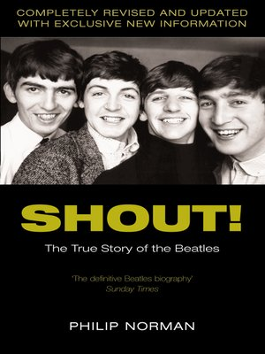 cover image of Shout!