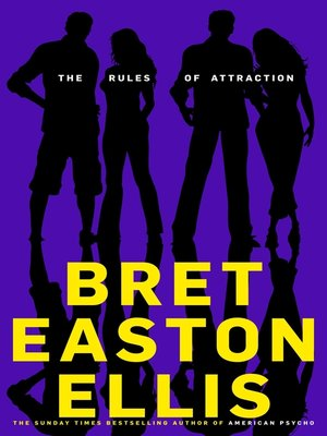 cover image of The Rules of Attraction