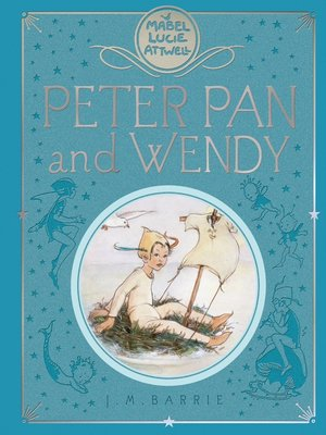 cover image of Peter Pan and Wendy