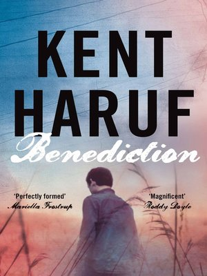 cover image of Benediction