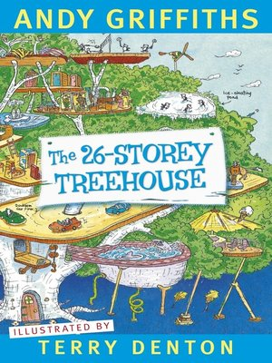 cover image of The 26-Storey Treehouse