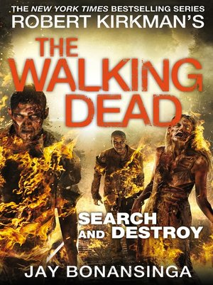 cover image of Search and Destroy