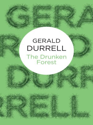 cover image of The Drunken Forest
