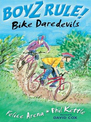 cover image of Bike Daredevils