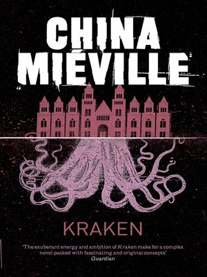 cover image of Kraken