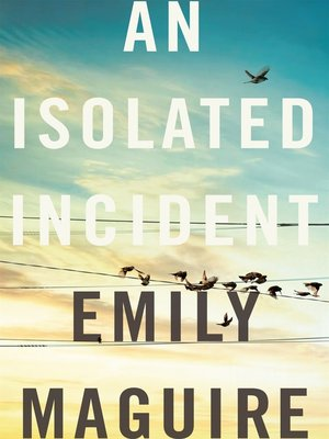 cover image of An Isolated Incident