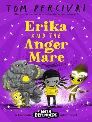 cover image of Erika and the Angermare