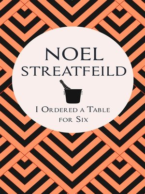 cover image of I Ordered a Table for Six