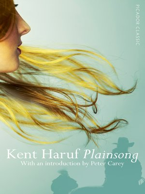 cover image of Plainsong