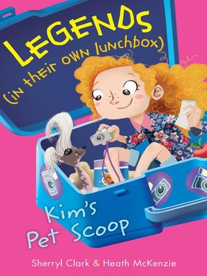 cover image of Kim's Pet Scoop