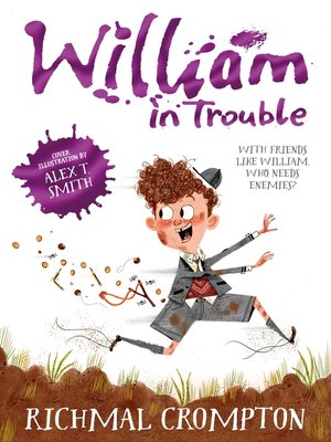 cover image of William in Trouble