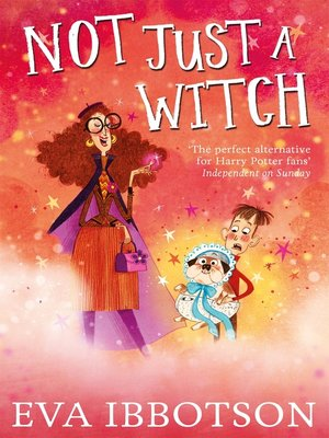 cover image of Not Just a Witch