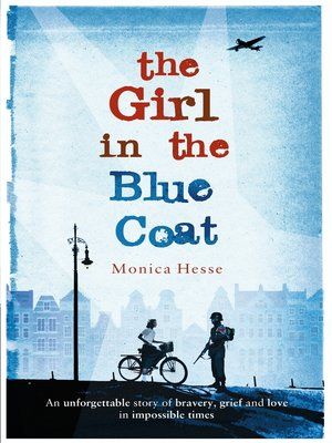 cover image of The Girl in the Blue Coat