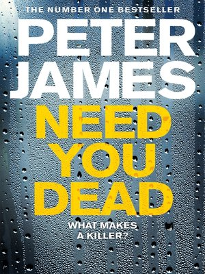 cover image of Need You Dead