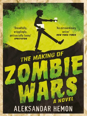 cover image of The Making of Zombie Wars