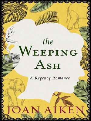 cover image of The Weeping Ash