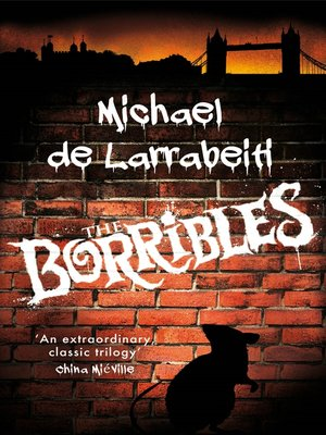 cover image of The Borribles