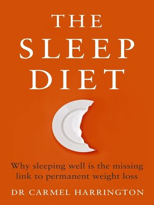 cover image of The Sleep Diet