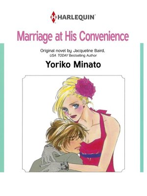 cover image of Marriage At His Convenience