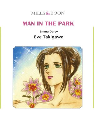 cover image of Man in the Park (Mills & Boon)