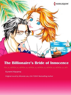 cover image of The Billionaire's Bride of Innocence