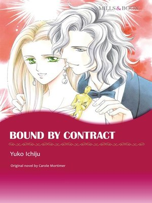 cover image of Bound by Contract (Mills & Boon)