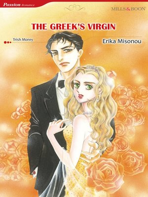 cover image of The Greek's Virgin