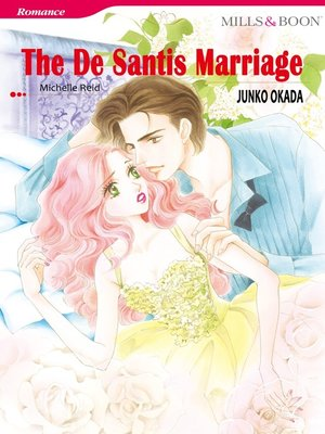 cover image of The De Santis Marriage