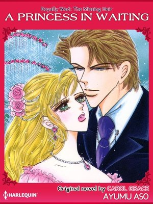 cover image of A Princess In Waiting