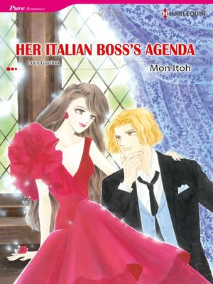 cover image of Her Italian Boss's Agenda
