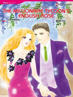 cover image of The Millionaire Tycoon's English Rose