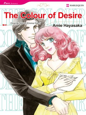 cover image of The Colour of Desire