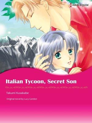 cover image of Italian Tycoon, Secret Son