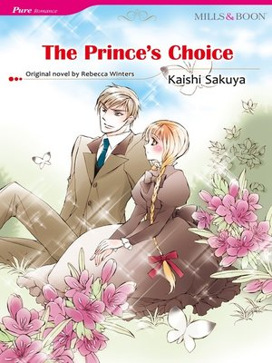cover image of The Prince's Choice (Mills & Boon)