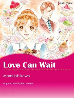 cover image of Love Can Wait