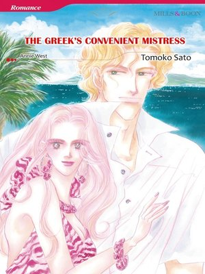 cover image of The Greek's Convenient Mistress