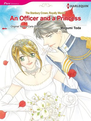 cover image of An Officer and a Princess