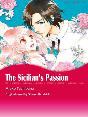 cover image of The Sicilian's Passion