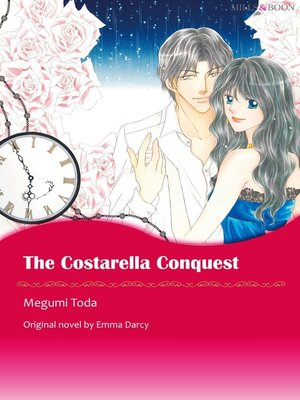 cover image of The Costarella Conquest