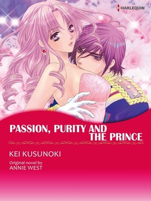 cover image of Passion, Purity and the Prince