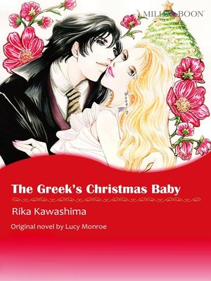 cover image of The Greek's Christmas Baby