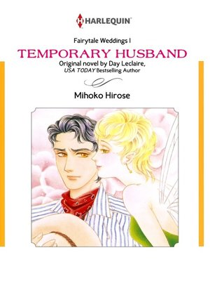 cover image of Temporary Husband
