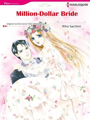 cover image of Million-dollar Bride