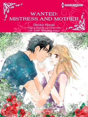 cover image of Wanted: Mistress And Mother