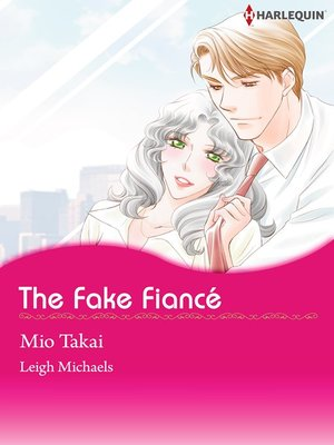 cover image of The Fake Fiancé!