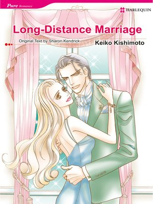 cover image of Long-Distance Marriage