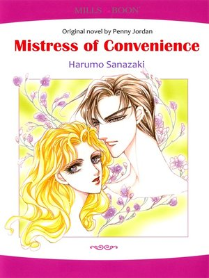 cover image of Mistress of Convenience (Mills & Boon)