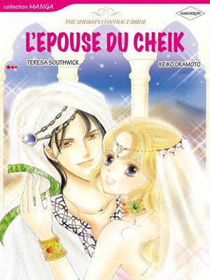cover image of L'épouse du Cheik