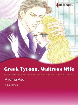 cover image of Greek Tycoon, Waitress Wife